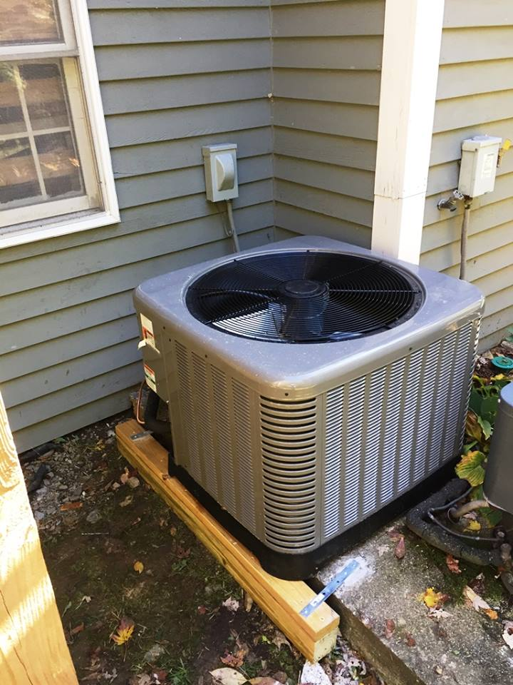 Heating and Cooling services in Tewksbury Ma