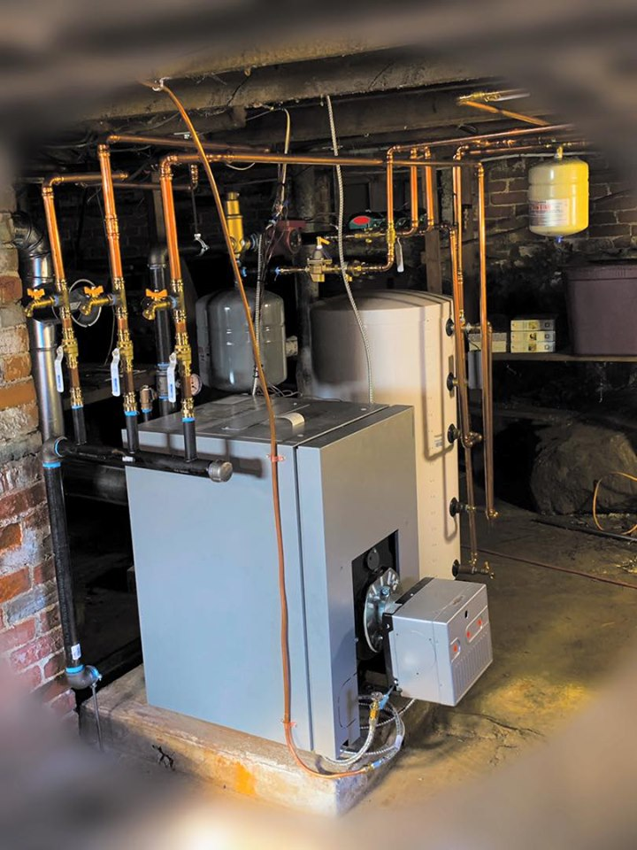 furnace repair services in Bedford MA